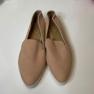 Franco Sarto Slip On Fabrina Loafer Shoe